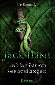 Cover Jack Flint und der Dämon der Schlangen
