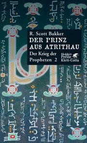 Cover Der Krieg der Propheten - Der Prinz aus Atrithau