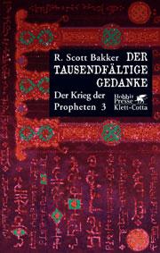 Cover Der Krieg der Propheten - Der tausendfältige Gedanke