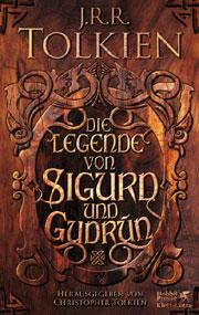 Cover Die Legende von Sigurd und Gudrún