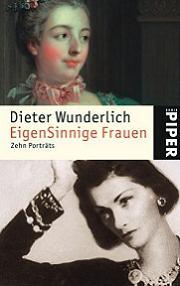 Cover EigenSinnige Frauen. Zehn Porträts