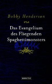 Cover Das Evangelium des Fliegenden Spaghettimonsters