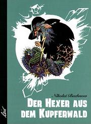 Cover Der Hexer aus dem Kupferwald