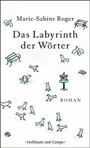 Cover Das Labyrinth der Wörter