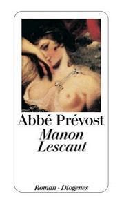 Cover Manon Lescaut