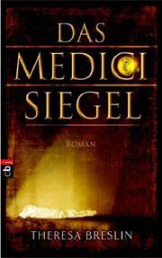 Cover Das Medici-Siegel