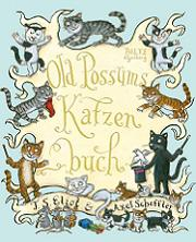 Cover Old Possums Katzenbuch