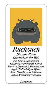 Cover Ruckzuck. Die schnellsten Geschichten der Welt