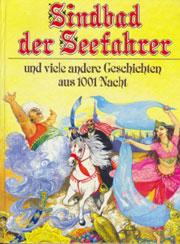 Cover Sindbad der Seefahrer und andere Geschichten aus 1001 Nacht