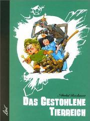 Cover Das gestohlene Tierreich