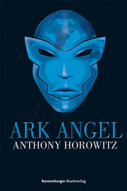 Cover Alex Rider - Ark Angel