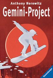Cover Alex Rider - Gemini Projekt