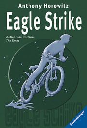 Cover Alex Rider - Eagle Strike