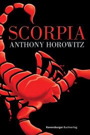 Cover Alex Rider - Scorpia