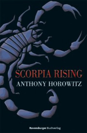Cover Alex Rider - Scorpia Rising