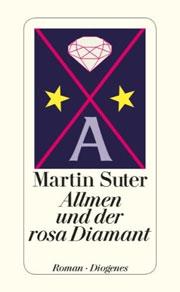 Cover Allmen und der rosa Diamant