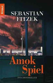 Cover Amokspiel