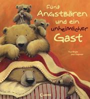 Cover Fünf Angstbären und ein unheimlicher Gast