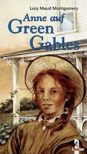 Cover Anne auf Green Gables