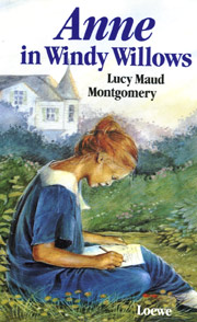 Cover Anne in Windy Willows