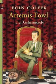 Cover Artemis Fowl - Der Geheimcode