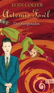Cover Artemis Fowl - Das Zeitparadox