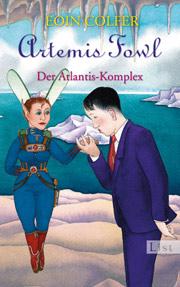 Cover Artemis Fowl - Der Atlantis-Komplex
