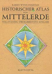 Cover Historischer Atlas von Mittelerde
