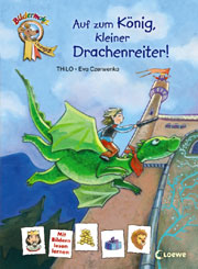 Cover Auf zum König, kleiner Drachenreiter!