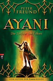 Cover Ayani - Die Tochter des Falken