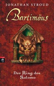 Cover Bartimäus - Der Ring des Salomo