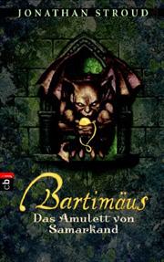 Cover Bartimäus - Das Amulett von Samarkand