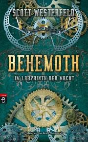 Cover Behemoth - Im Labyrinth der Macht
