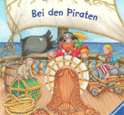 Cover Bei den Piraten