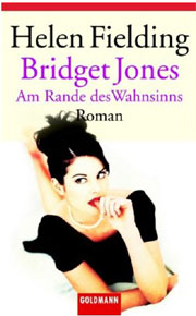 Cover Bridget Jones - Am Rande des Wahnsinns
