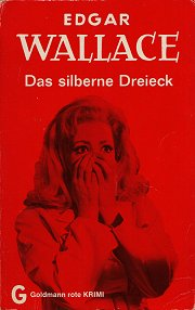 Cover Edgar Wallace: Das silberne Dreieck