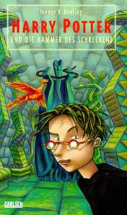 Cover Harry Potter und die Kammer des Schreckens