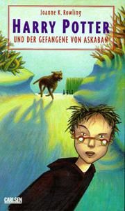Cover Harry Potter und der Gefangene von Askaban