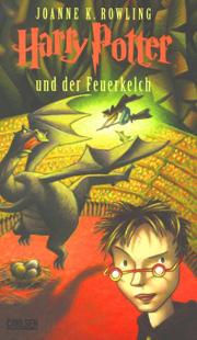 Cover Harry Potter und der Feuerkelch