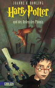 Cover Harry Potter und der Orden des Phoenix