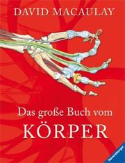 Cover Das große Buch vom Körper