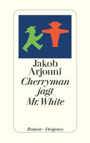 Cover Cherryman jagt Mister White