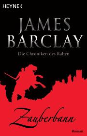Cover Die Chroniken des Raben - Zauberbann