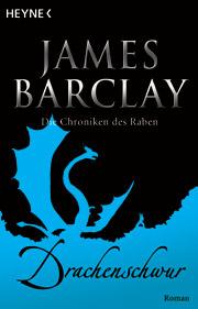 Cover Die Chroniken des Raben - Drachenschwur