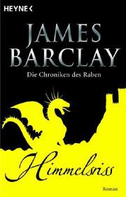 Cover Die Chroniken des Raben - Himmelsriss