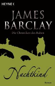 Cover Die Chroniken des Raben - Nachtkind