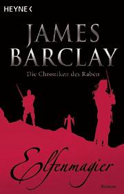 Cover Die Chroniken des Raben - Elfenmagier