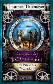 Cover Chroniken der Weltensucher - Der Palast des Poseidon