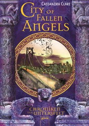 Cover Chroniken der Unterwelt: City of Fallen Angels