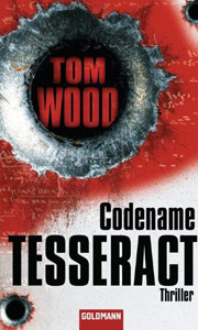 Cover Codename Tesseract